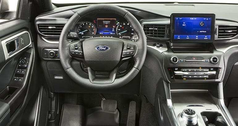 24 The 2020 Ford Explorer Interior Prices