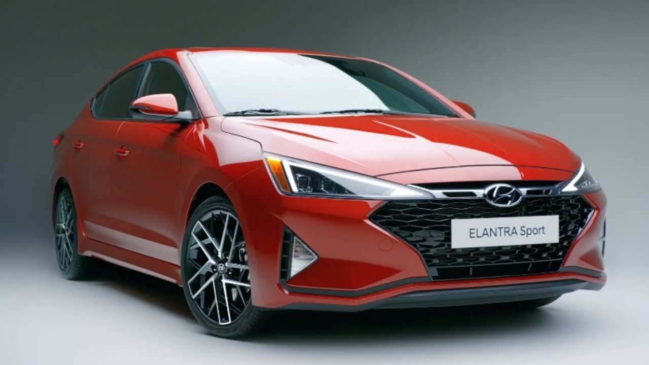 24 The Hyundai Avante 2020 Release Date And Concept