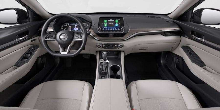 24 The Nissan Altima Interior Release