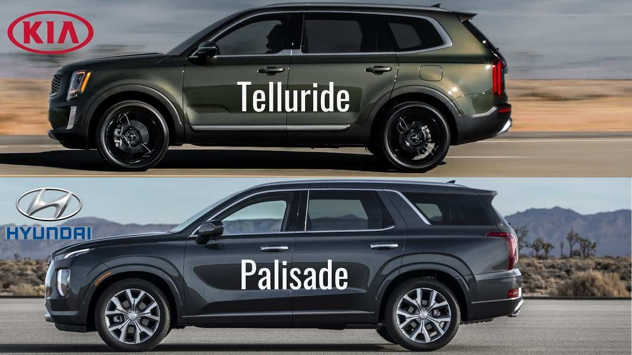 25 A Kia Palisade 2020 Redesign And Review
