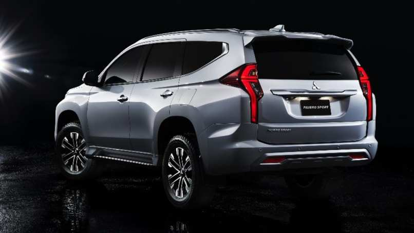 25 A Mitsubishi New Pajero 2020 Performance