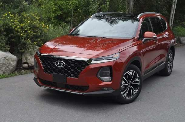 25 All New The Santa Fe Kia 2019 Rumors Release Date