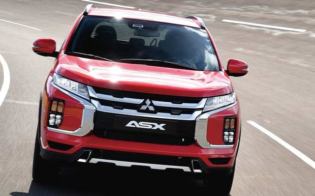 25 The Mitsubishi De 2020 Concept And Review