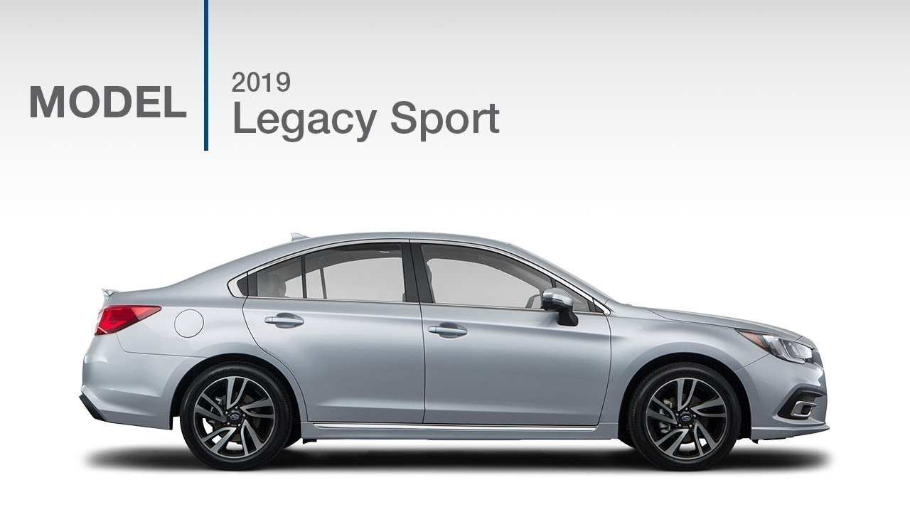 25 The The Subaru Legacy Gt 2019 Performance Specs And Review