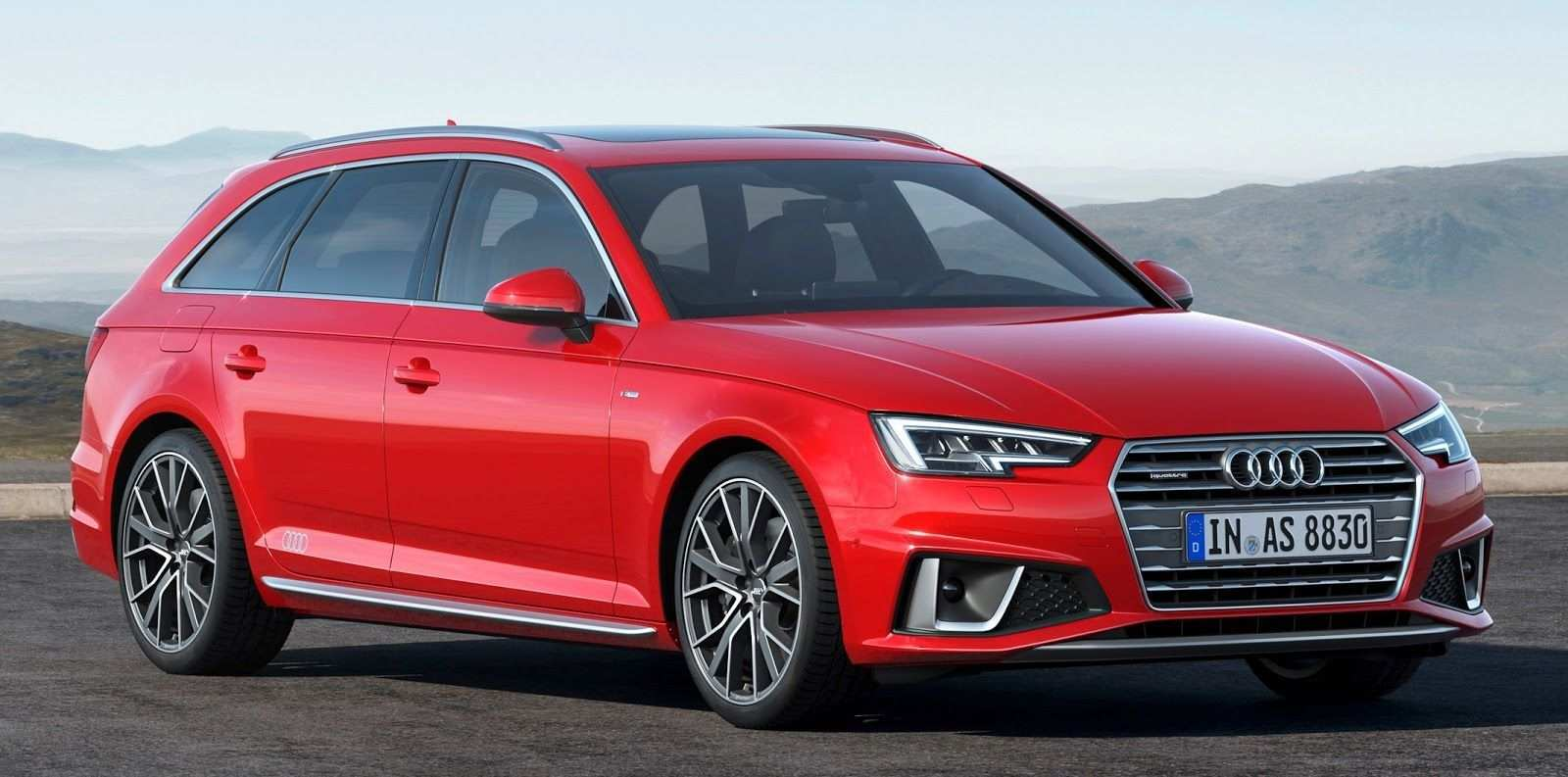 26 A Linha Audi 2019 New Review Speed Test
