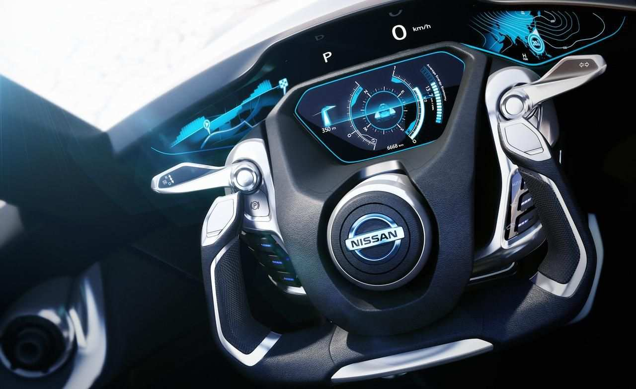 26 All New Nissan Concept 2020 Interior Review And Release Date