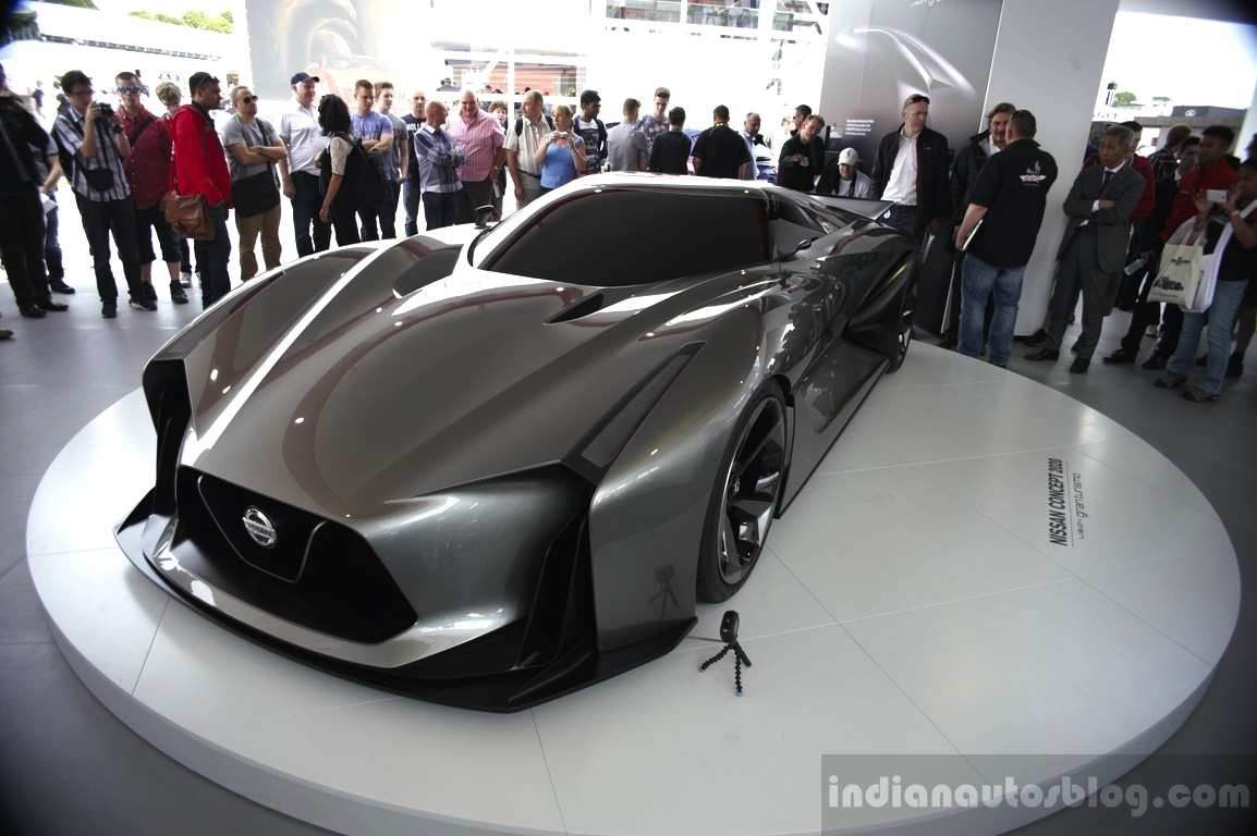 26 New Nissan Concept 2020 Interior Pricing