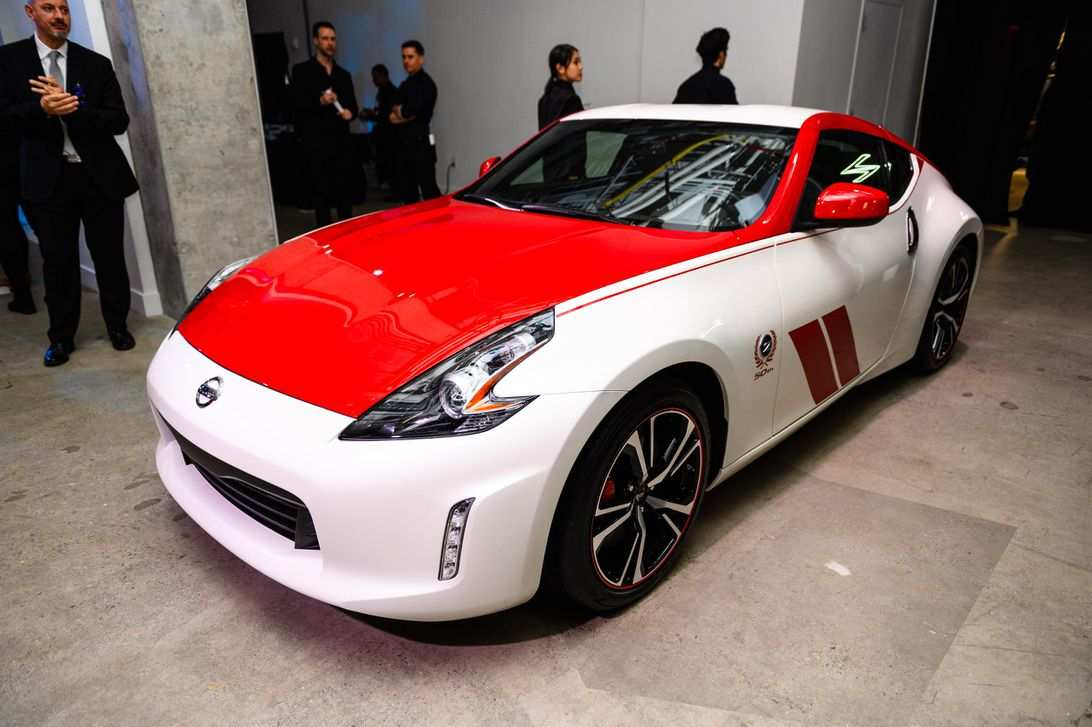 26 The Best Nissan Z 2020 Price New Model And Performance