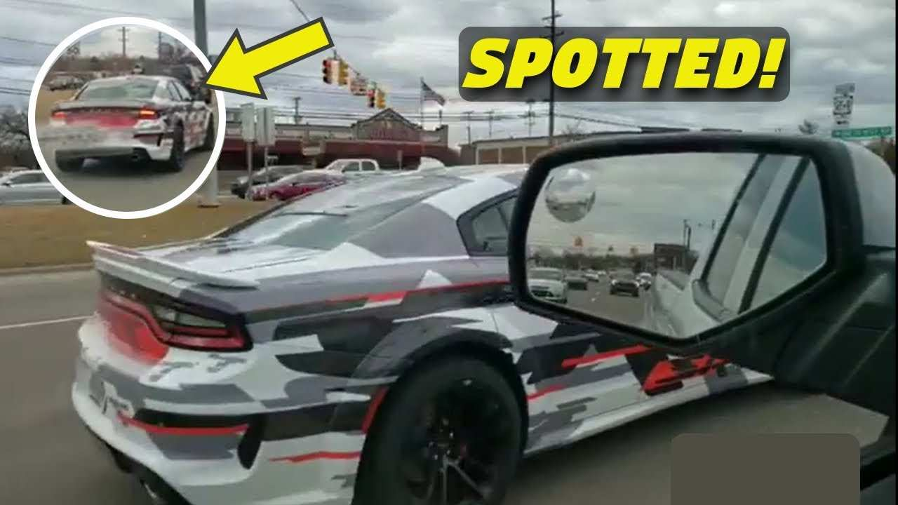 27 A Best 2019 Dodge Youtube Spy Shoot Release Date And Concept