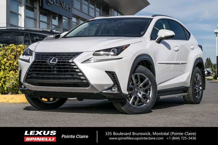 27 A The Lexus 2019 Camera Picture Model