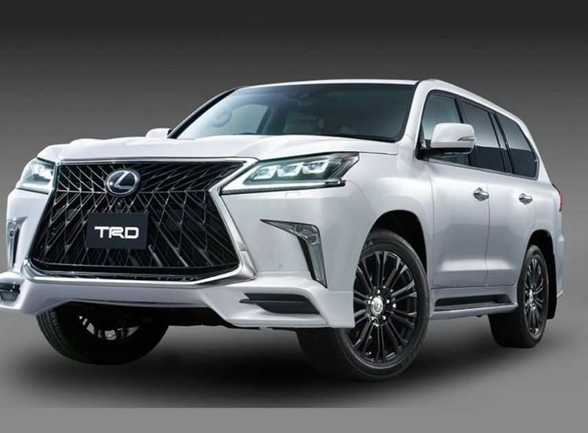 27 New Lexus Lx 570 Year 2020 New Review