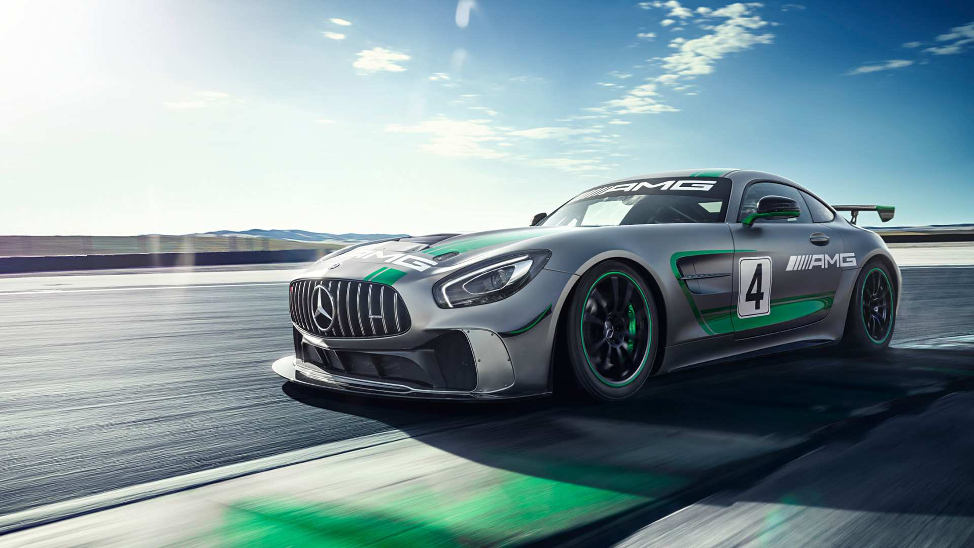 27 New New Mercedes Amg Gt4 2019 Specs Concept And Review