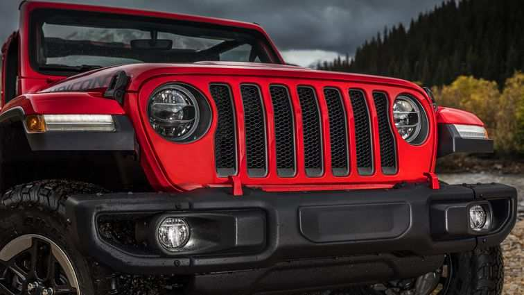 27 The Jeep Wrangler 2020 Hybrid New Concept