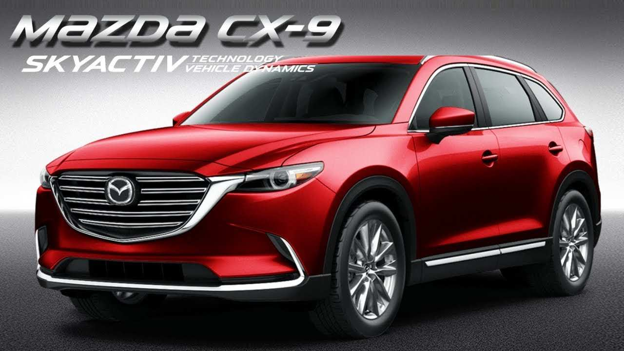 28 All New 2019 Mazda Cx 9S Redesign