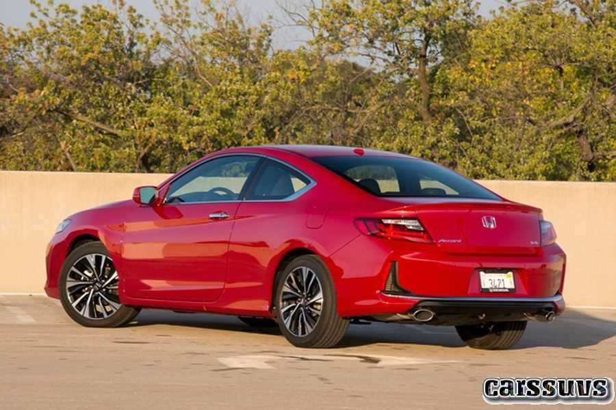 28 The Honda 2019 Accord Coupe Review New Concept