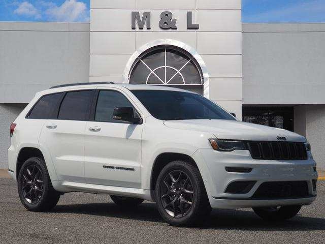 29 A Jeep Cherokee Limited 2020 Redesign