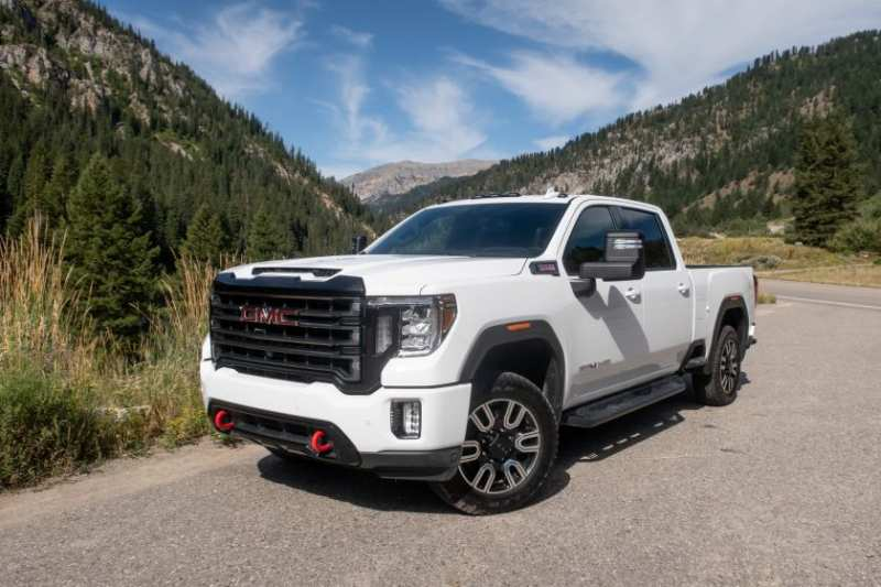29 Best 2020 Gmc Sierra Mpg Release Date And Concept