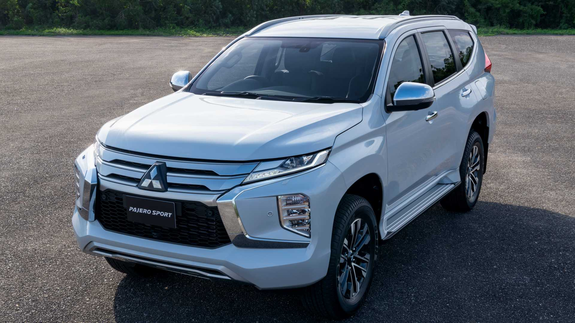 29 New Mitsubishi Shogun Sport 2020 Price And Release Date