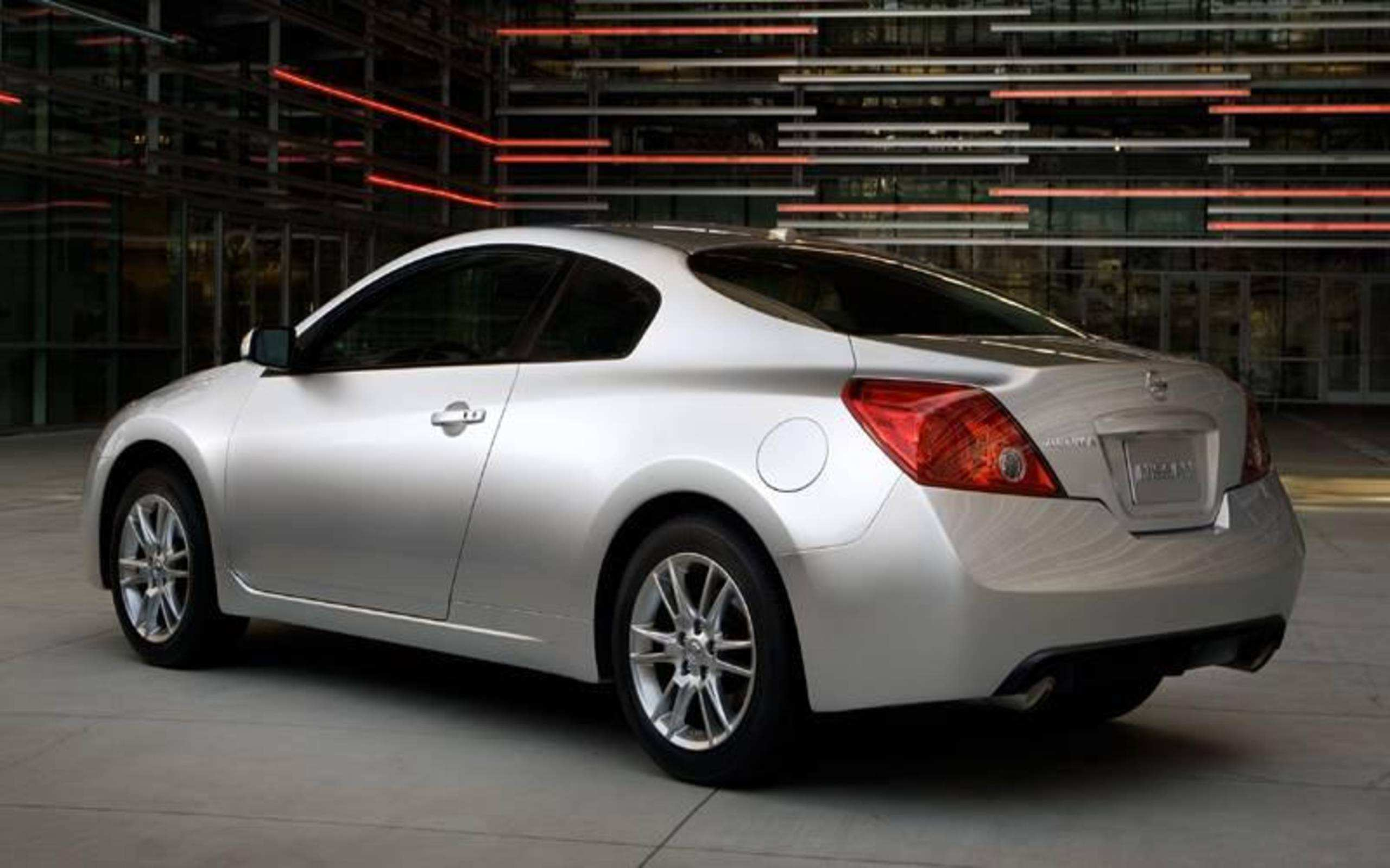 29 The Best Nissan Altima Coupe 2008 Spesification