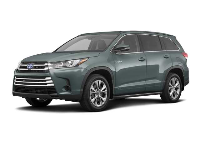 29 The Best The Toyota Highlander 2019 Redesign Concept Price
