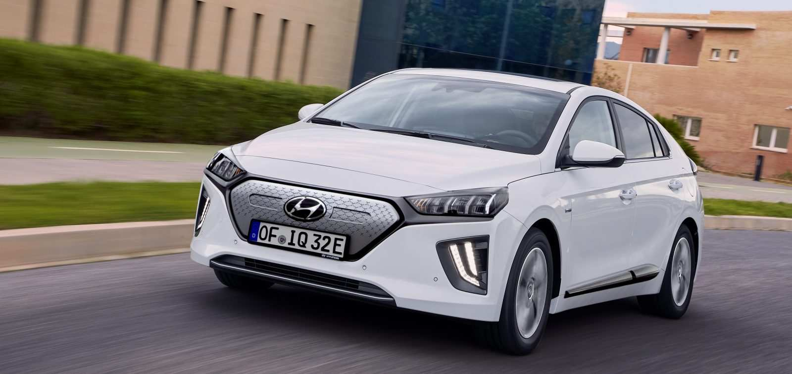30 A Hyundai Electric Car 2020 Redesign And Concept