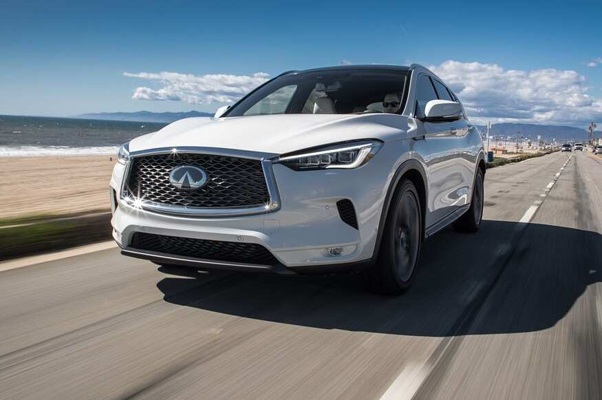 30 A New 2019 Infiniti Qx50 Horsepower Review Photos