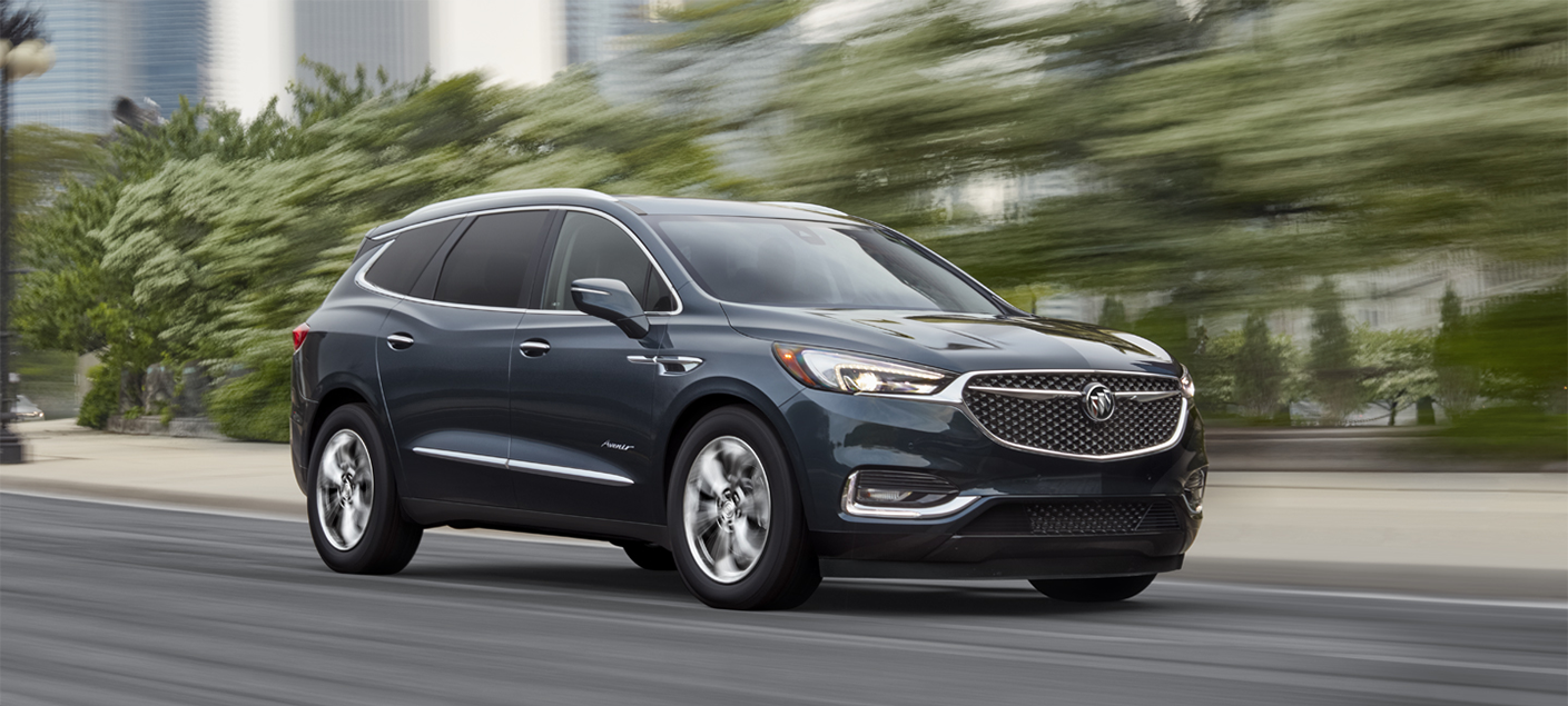 30 A The 2019 Buick Enclave Wheelbase Review Research New
