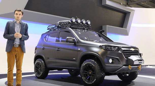 30 All New Chevrolet Niva 2020 Wallpaper
