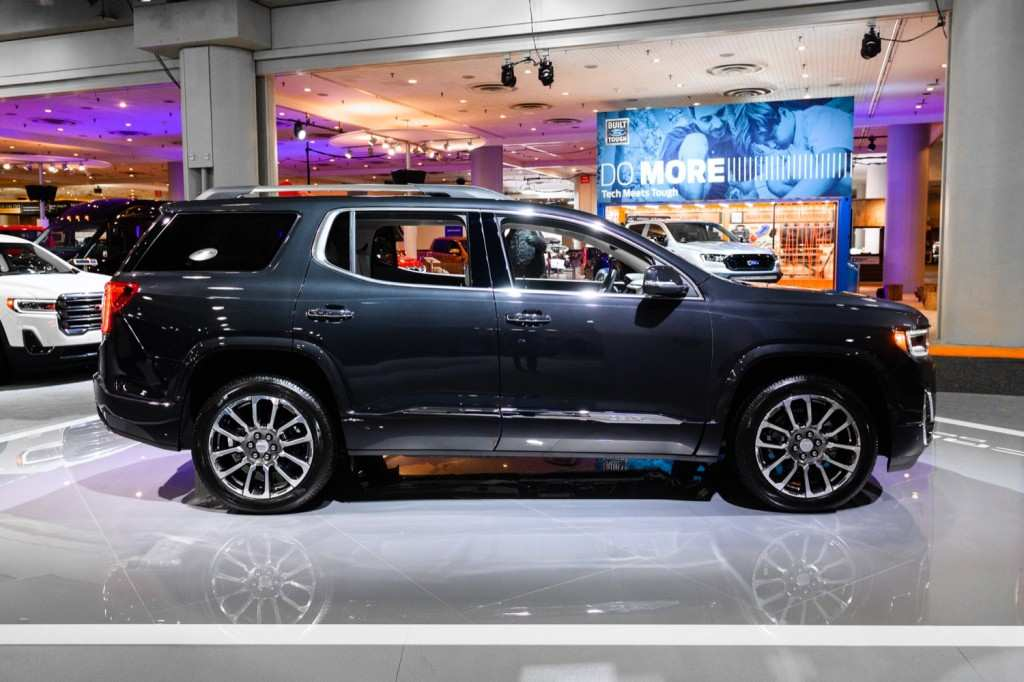 30 Best Gmc Acadia 2020 Vs 2019 Review And Release Date