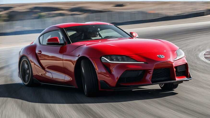 30 Best Pictures Of The 2020 Toyota Supra Images