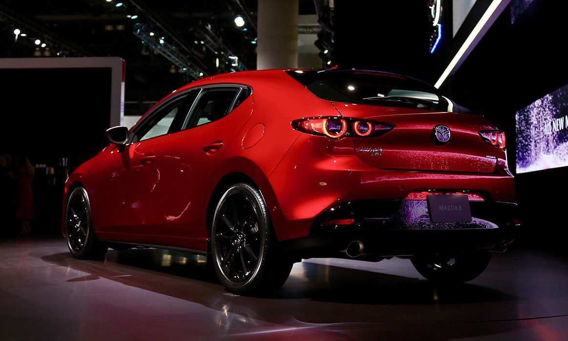 30 New 2020 Mazda 3 Turbo Picture