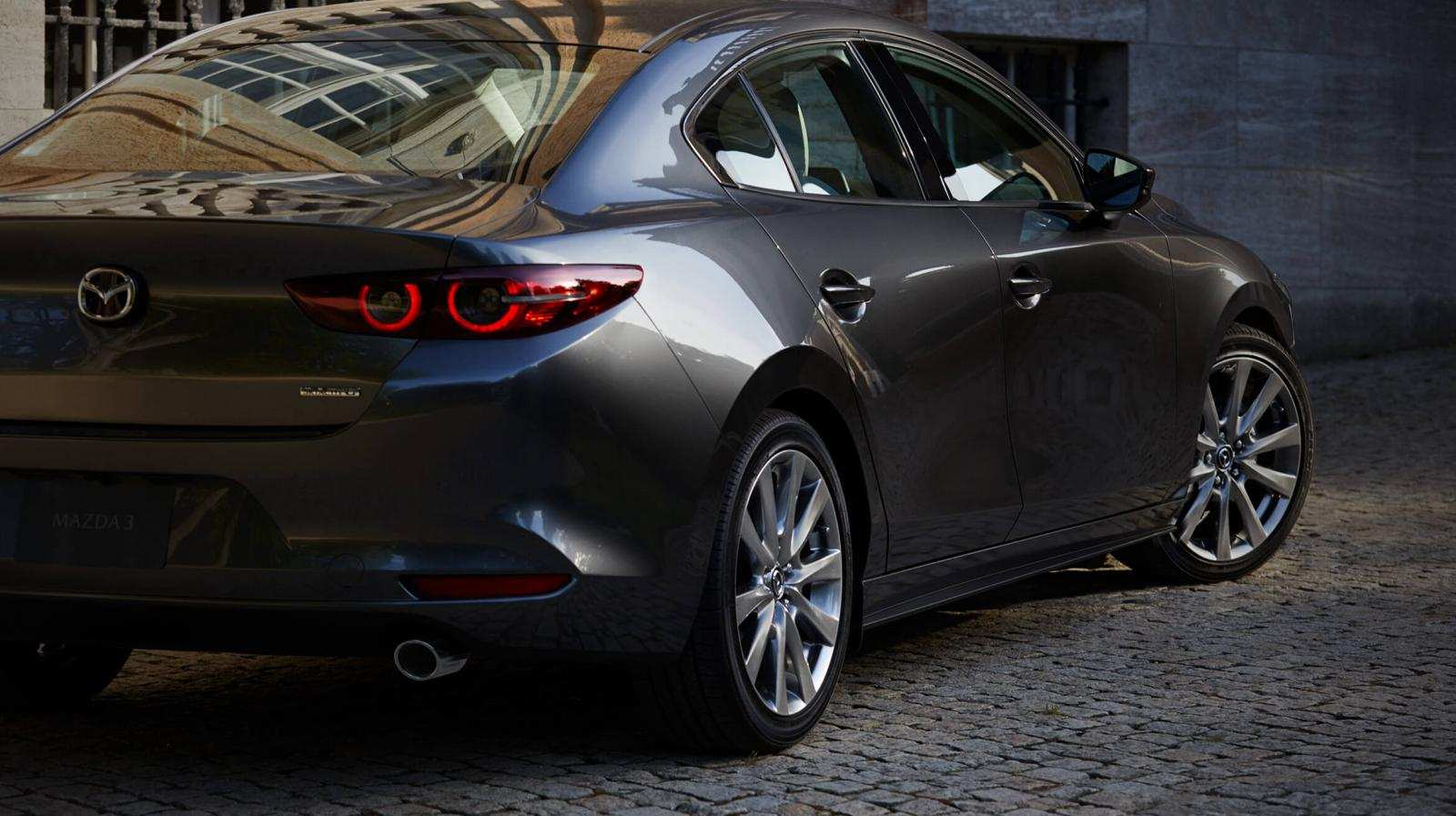 30 New Mazda 3 Grand Touring 2020 Concept And Review