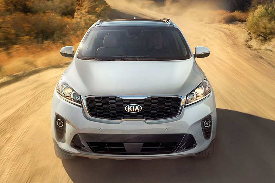 30 New The Santa Fe Kia 2019 Rumors Interior