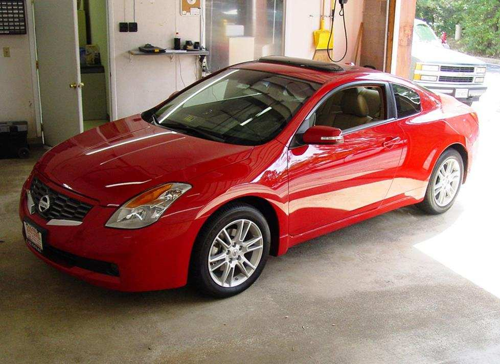 30 The 2013 Nissan Altima Coupe New Concept