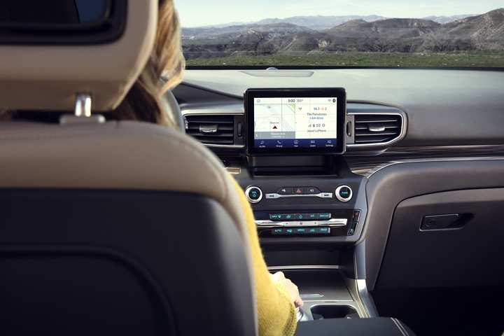 30 The 2020 Ford Explorer Interior Configurations