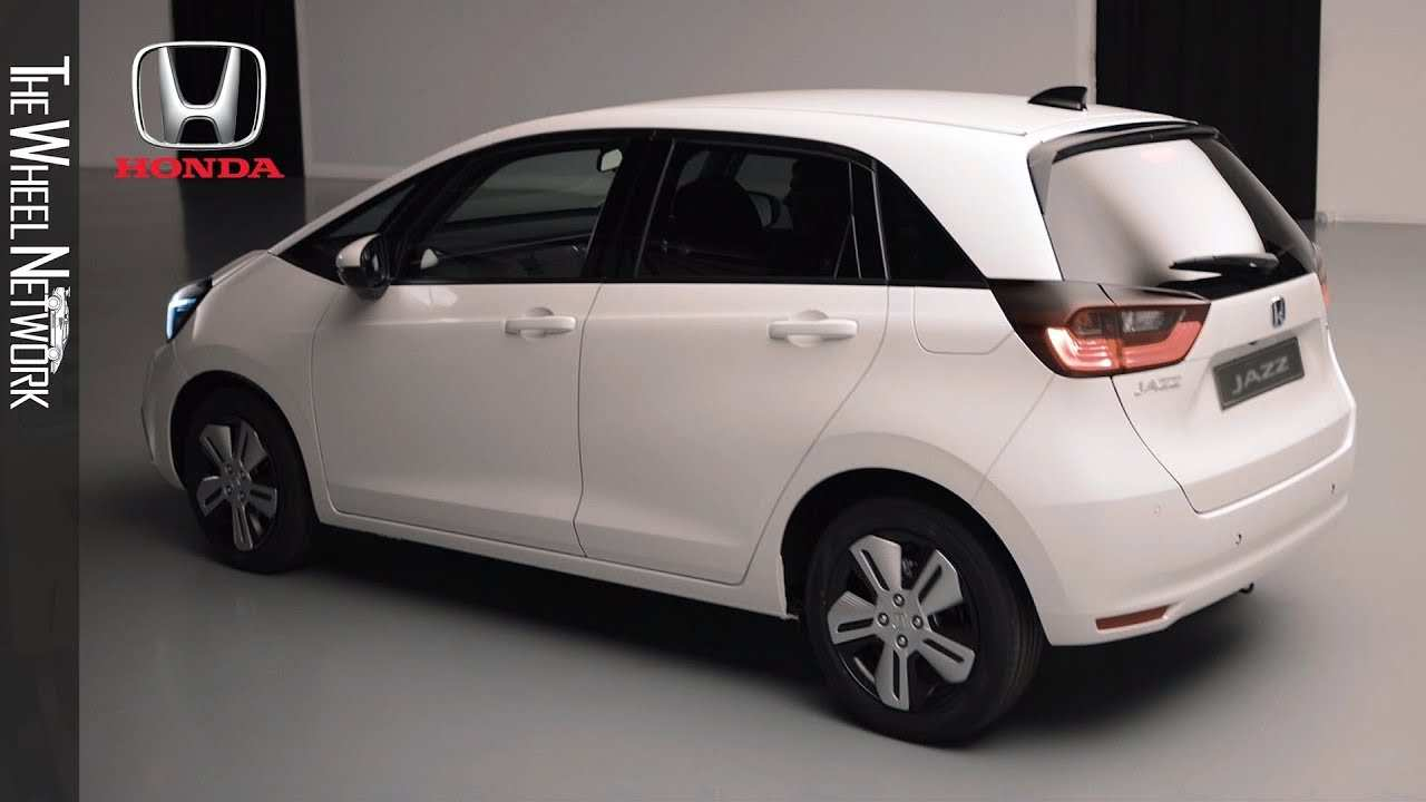 30 The Honda Fit 2020 Review