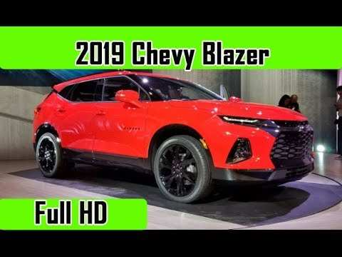 31 New 2019 Chevrolet Blazer K 5 Pictures