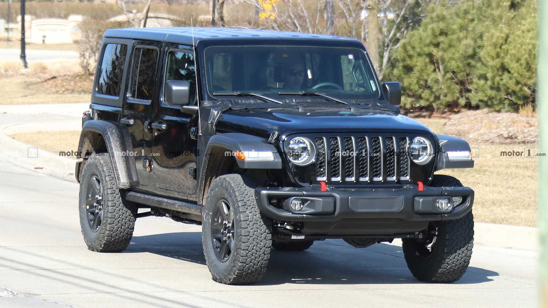 31 New Jeep Wrangler 2020 Hybrid Research New