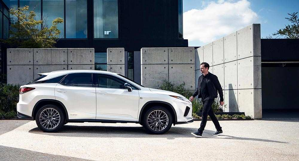 31 New Lexus Rx 2020 Facelift New Model And Performance