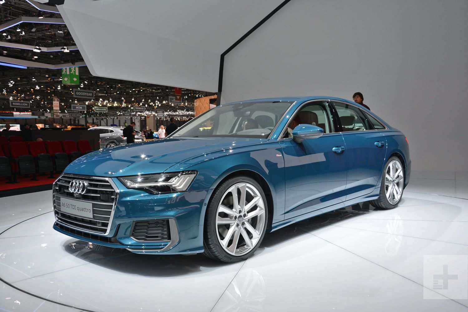 31 New Review Audi 2019 A6 New Interior Exterior
