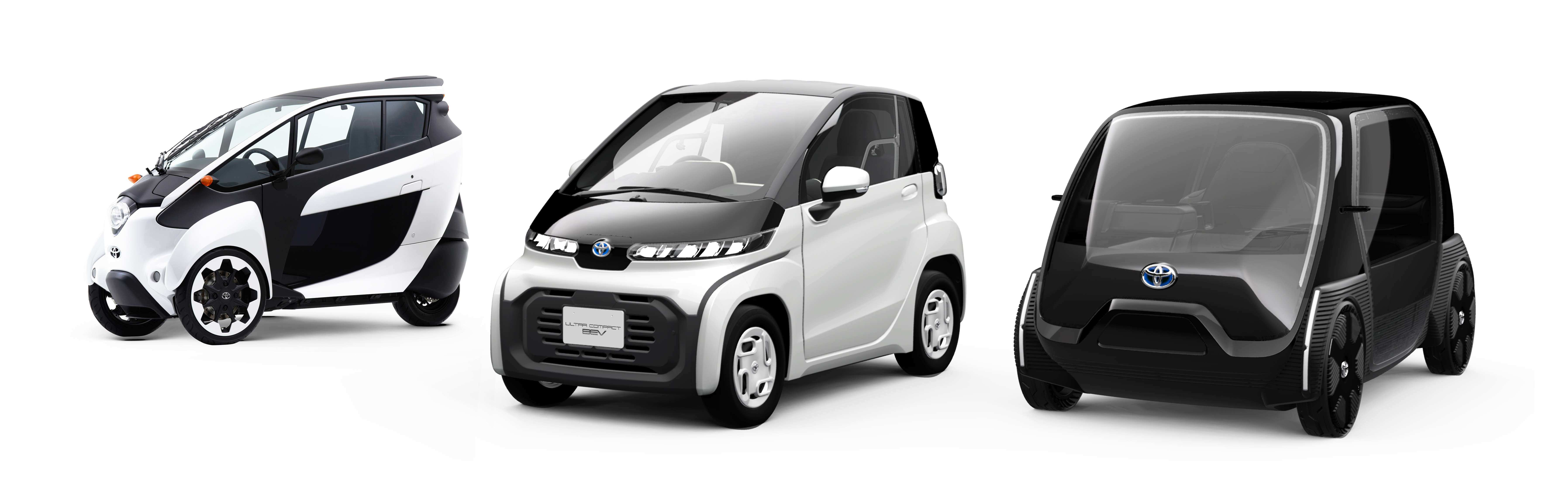 31 New Toyota Ev 2020 Redesign And Concept