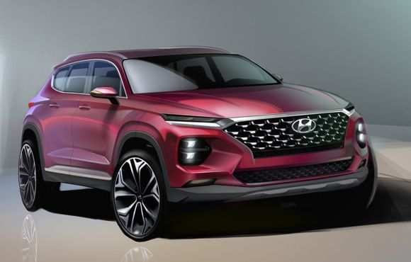 31 The The Santa Fe Kia 2019 Rumors Wallpaper