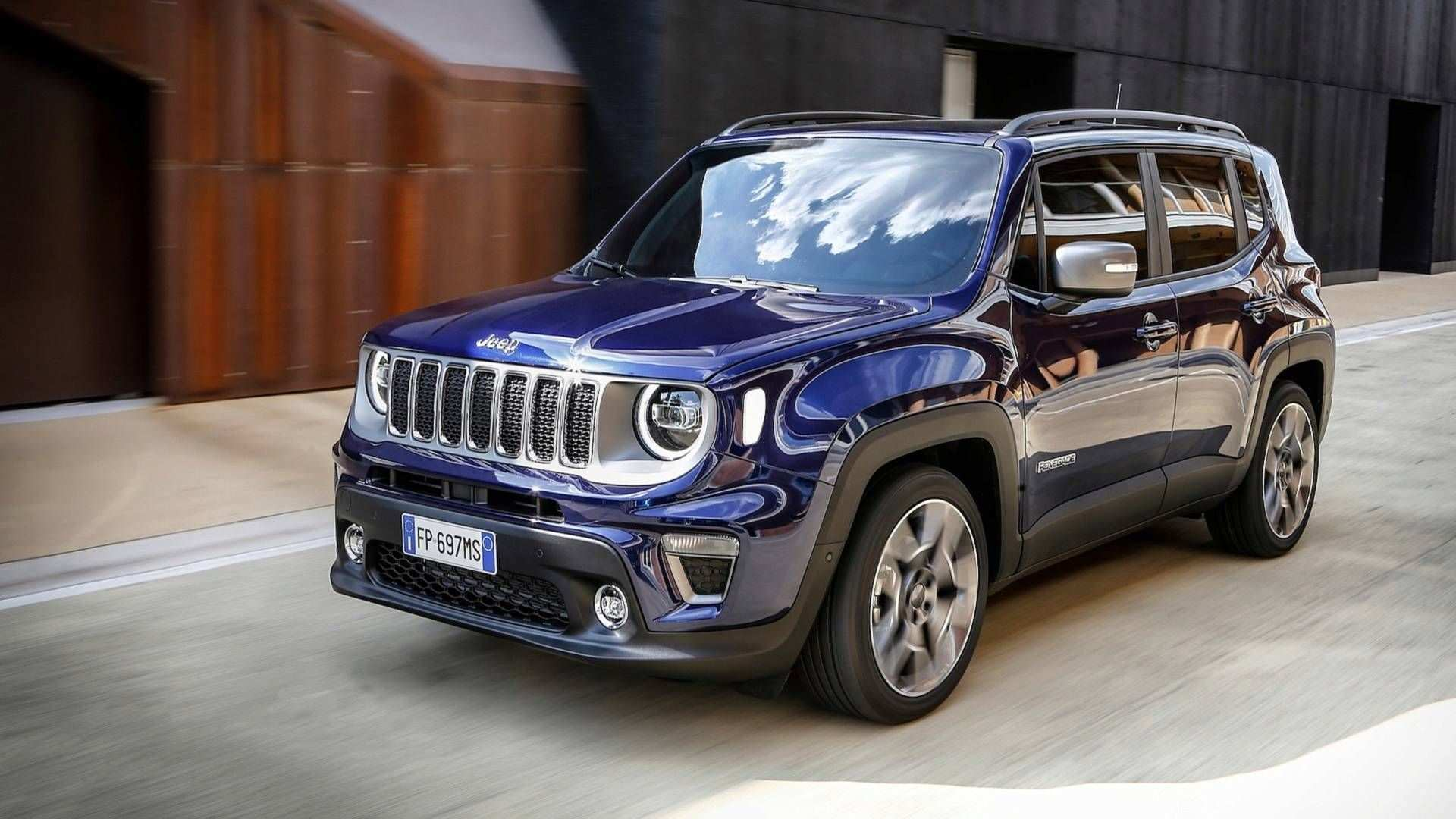 32 The The Jeep Renegade 2019 India New Review Price And Review