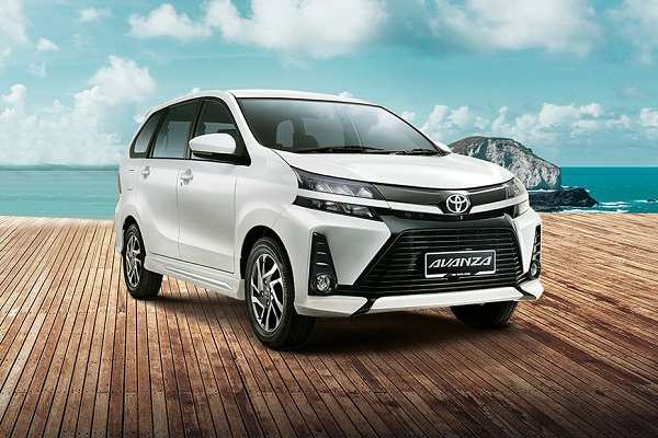 32 The Toyota Avanza 2020 Philippines Images