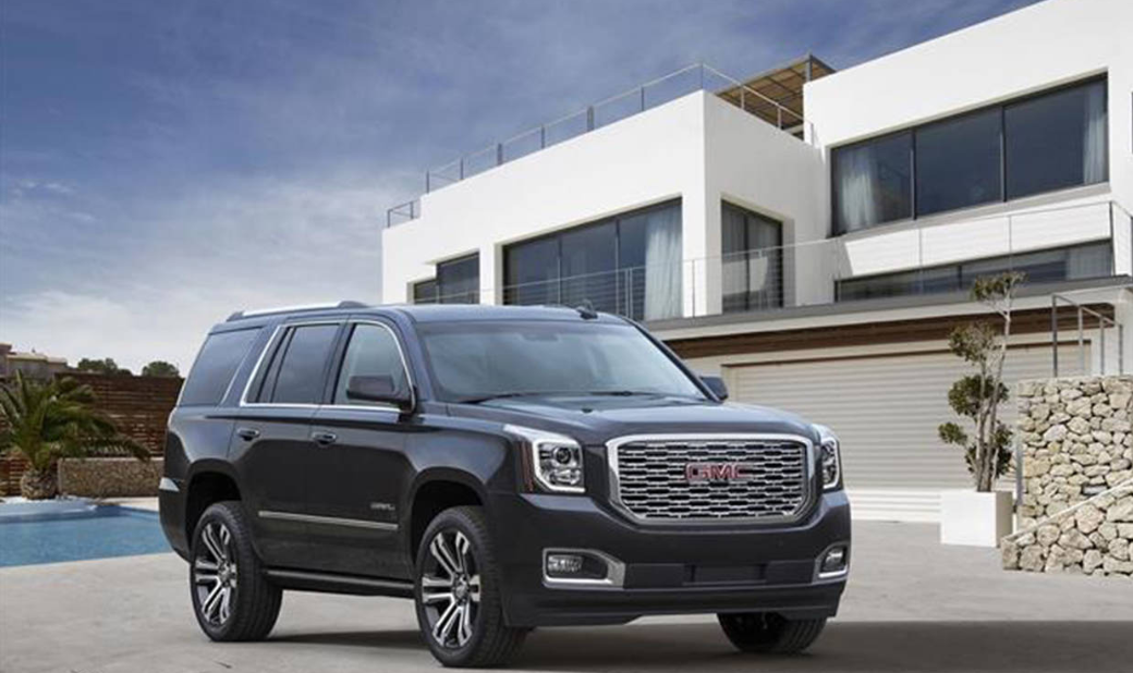 33 A The Gmc Yukon Diesel 2019 Redesign Pricing