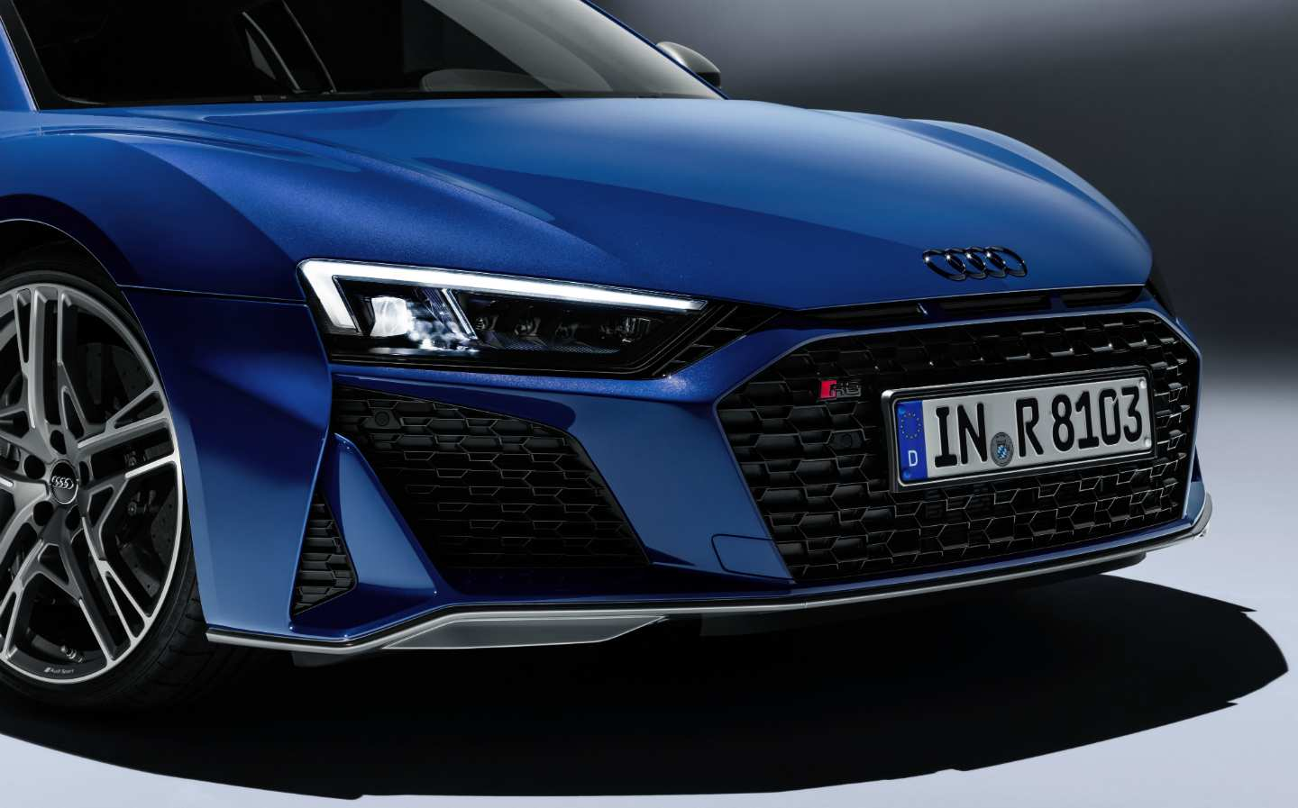 33 All New The R8 Audi 2019 Review And Price Exterior