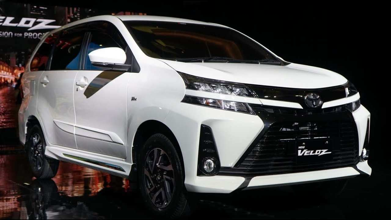 33 All New Toyota Avanza 2020 Philippines Review And Release Date