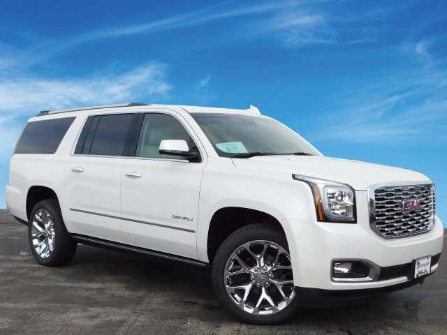 33 New 2020 Gmc Yukon Xl Pictures New Model And Performance
