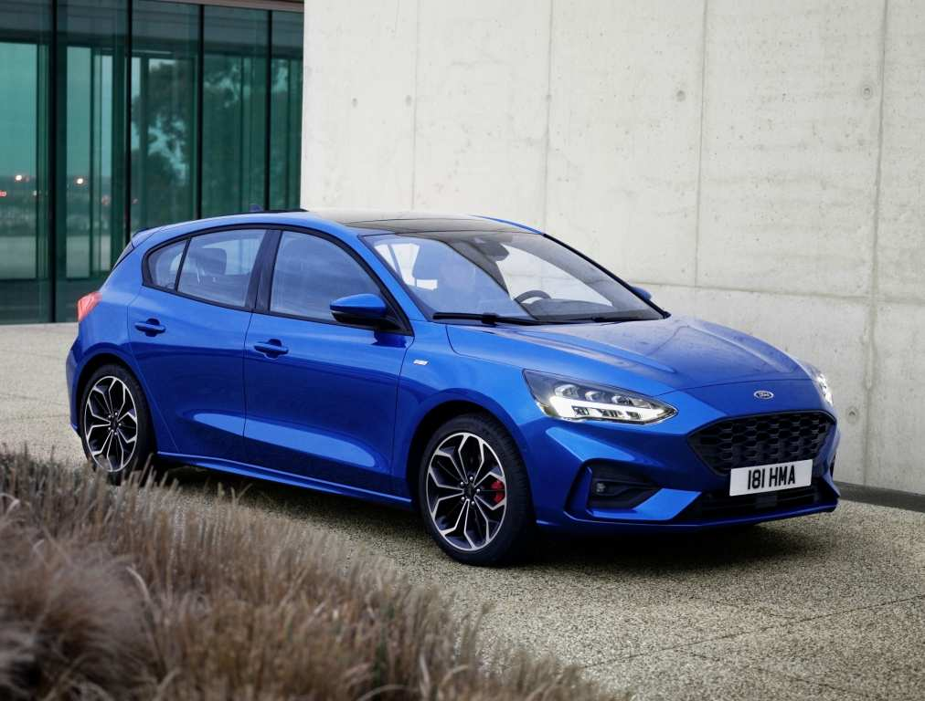 33 New Ford Focus St 2020 Speed Test