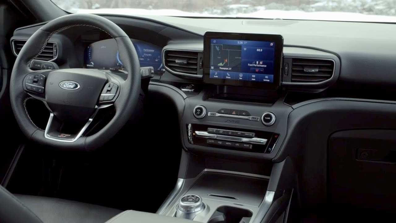 33 The Best 2020 Ford Explorer Interior Pictures